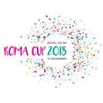 Roma Cup 2018 Logoq