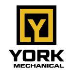 York Mechanical Logo