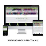 Bond Design Website Display
